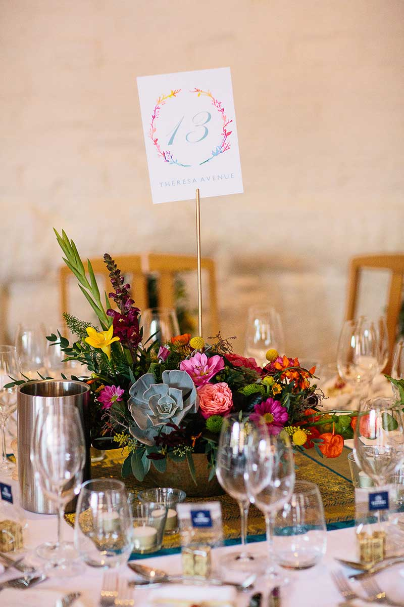 Spring wedding table decoration ideas for Wedding reception ideas for spring